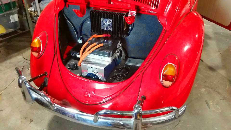 This Conversion Kit Designed And Produced By Ev West Is A Breeze To Install For Anyone With Basic Mechanical Electrical Know How